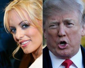 Stormy Daniels y Donald Trump tuvieron una relación en 2006.