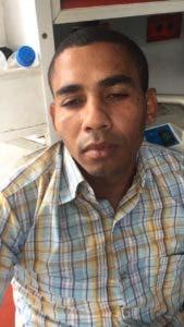 Yeison Gabriel Almonte Mejía, de 28 años, residente en el sector de Cristo Rey, simuló que desconocidos le habían robado  una alta suma de dinero.