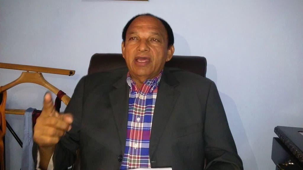 Presidente Mochotran denuncia choferes fueron obligados a paralizar unidades