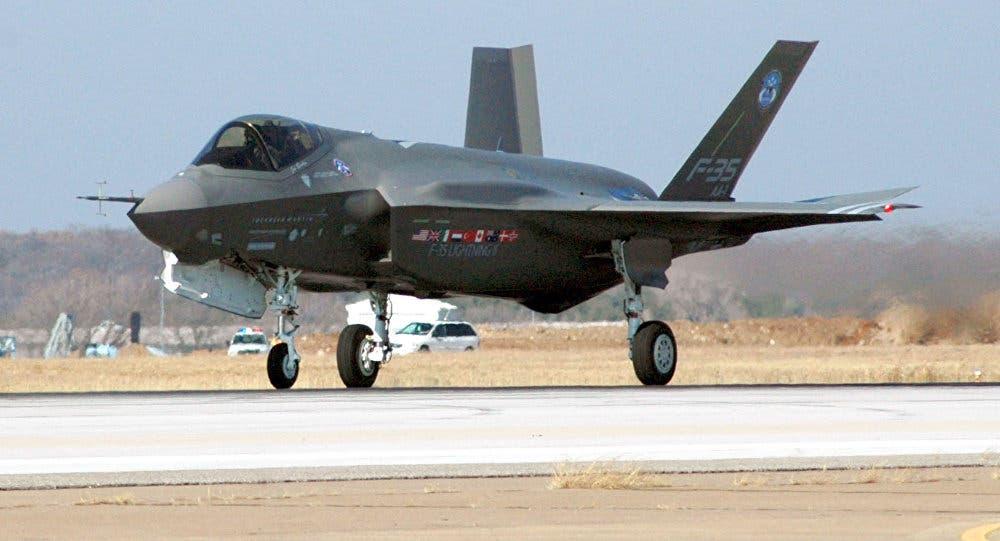 Un caza F-35B como este tiene un costo de  115,5 millones de dólares.