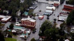 Aunque la tormenta ha rebajado su categoría hasta la depresión tropical, Florence continúa dejando copiosas lluvias tanto en Carolina del Norte como en Carolina del Sur.