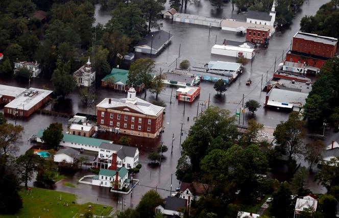 La cifra de fallecidos por Florence en el sureste de EE.UU se eleva a 15