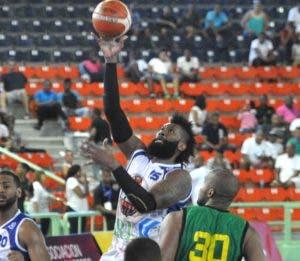 Jack Michael Martínez cuando era jugador de San Lázaro.