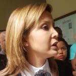 Rosalba Ramos, fiscal del Distrito Nacional.  Teresa Casado