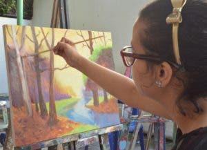 Reportaje  escuela de arte Perez-Ana Marmol- 19-09-2018