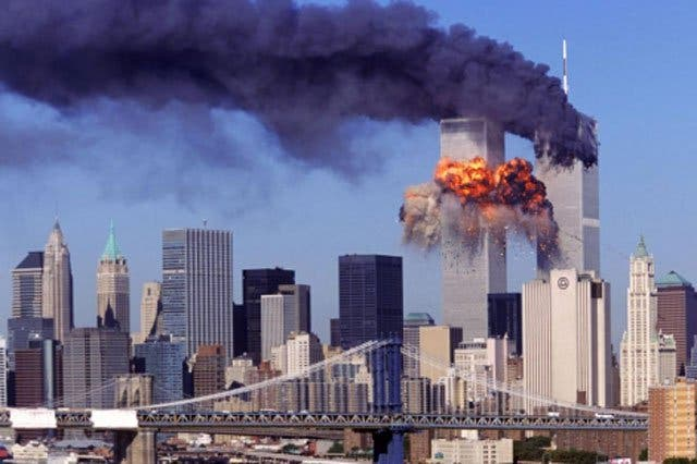 Hoy se cumplen 17 años de los atentados contra las Torres Gemelas