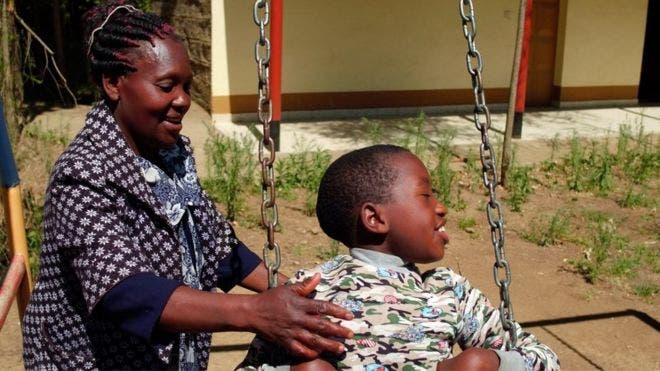 Lydia Njoki es una de muchas mujeres keniatas que reportó haber sido presionada para matar a su hijo.