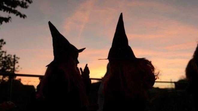 Halloween no estuvo vinculado siempre a brujas y monstruos.