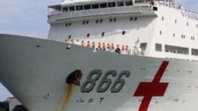 """El buque  """"Arca de la Paz"""""""
