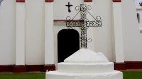 El sacerdote era vicario en Sabana Grande de Boyá.  Archivo