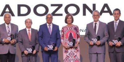 Directivos Adozonas  fueron  reconocidos por la entidad.
