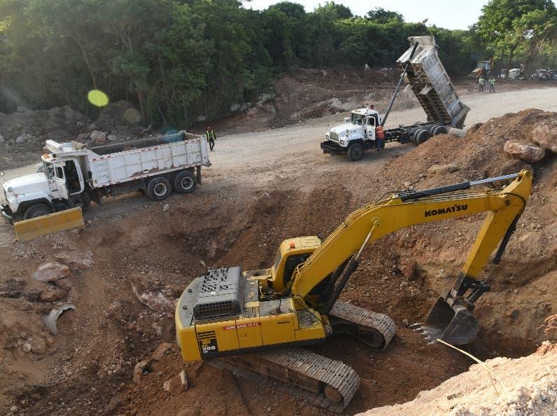 Obras Públicas avanza carreteras del suroeste