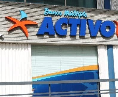 El Banco Múltiple Activo sumó dos sucursales nuevas.
