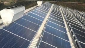 Paneles solares en SJM.
