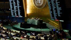 Anayansi Rodríguez Camejo rechazó la iniciativa en la ONU.