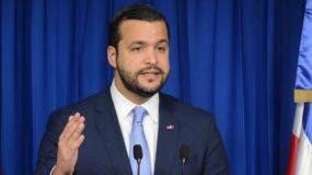Rafael Paz presentó informe en el Palacio Nacional.  Fuente externa