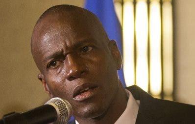 El presidente Jovenel Moïse no ha sometido a nadie.