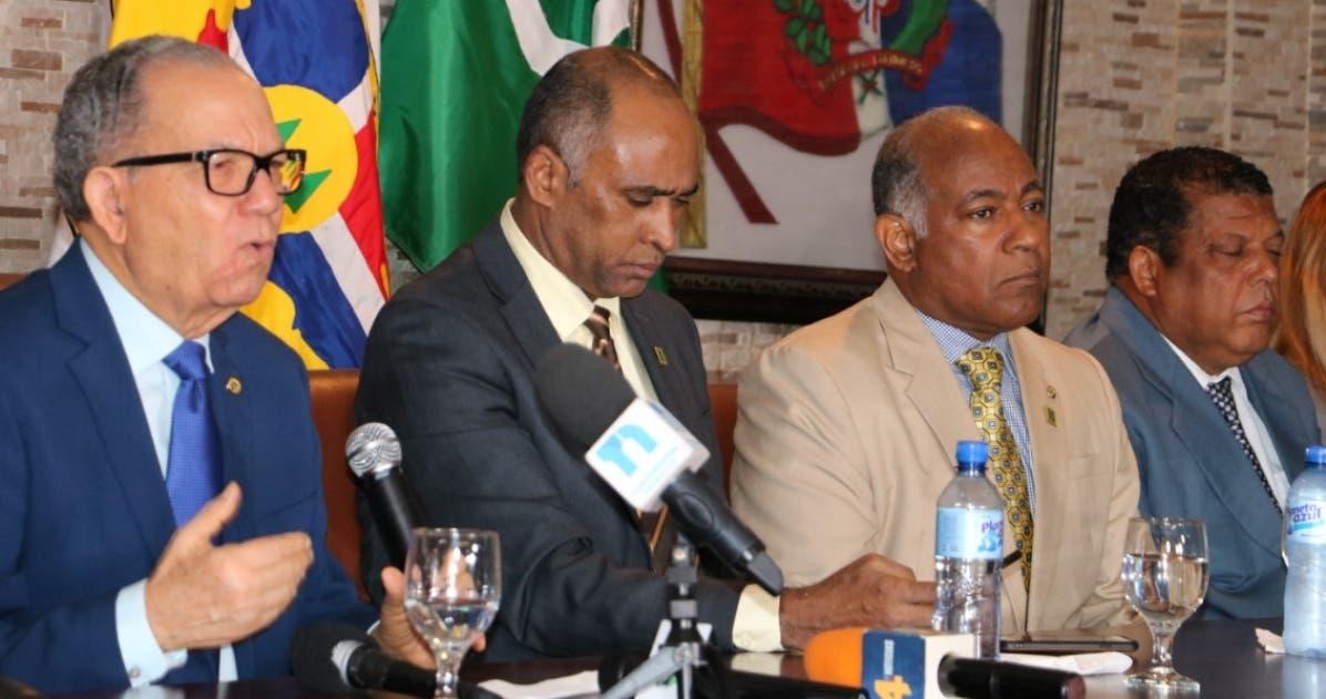 Julio Maríñez y Julito Furcal    ponderaron la importancia del acuerdo.