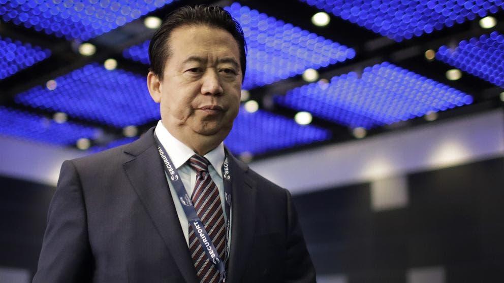 China confirma la detención del presidente de Interpol    Meng Hongwei