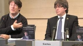 Carles Puigdemont favorece la convocatoria del referendo.
