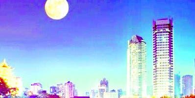 Chengdu espera que una nueva luna ilumine a China.