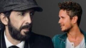Juan Luis Guerra y Vicente García grabaron juntos.