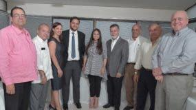 Rubén Cabrera, Claudio Liranzo, Zoila La Paz, Yavet Guzmán, Maritza Parra, Tomás Alba, Freddy Amín Núñez, Juan Antonio Álvarez y Martín Franco.