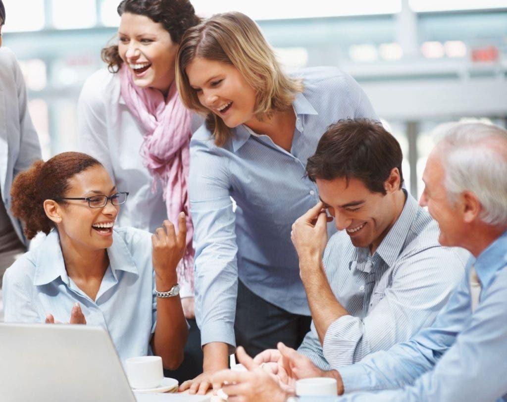 """Los empleados son parte de un engranaje en  que solo el """"todos""""  puede facilitar  el trabajo."""