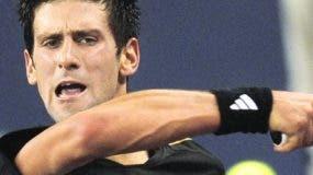 Novak Djokovic  trabaja fuerte para recuperar el cetro.