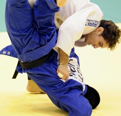 La Vega está fuerte  en judo