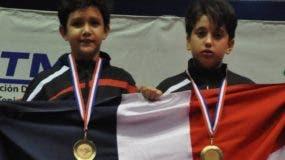 Rafael Cabrera y Ramón Vila ganadores en dobles.