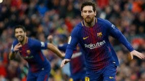 Lionel Messi ha sido un factor decisivo en el aumento de las ganancias del club.  Ap