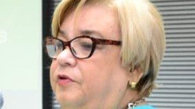 Zoila González, viceministra de Gestión de Calidad.
