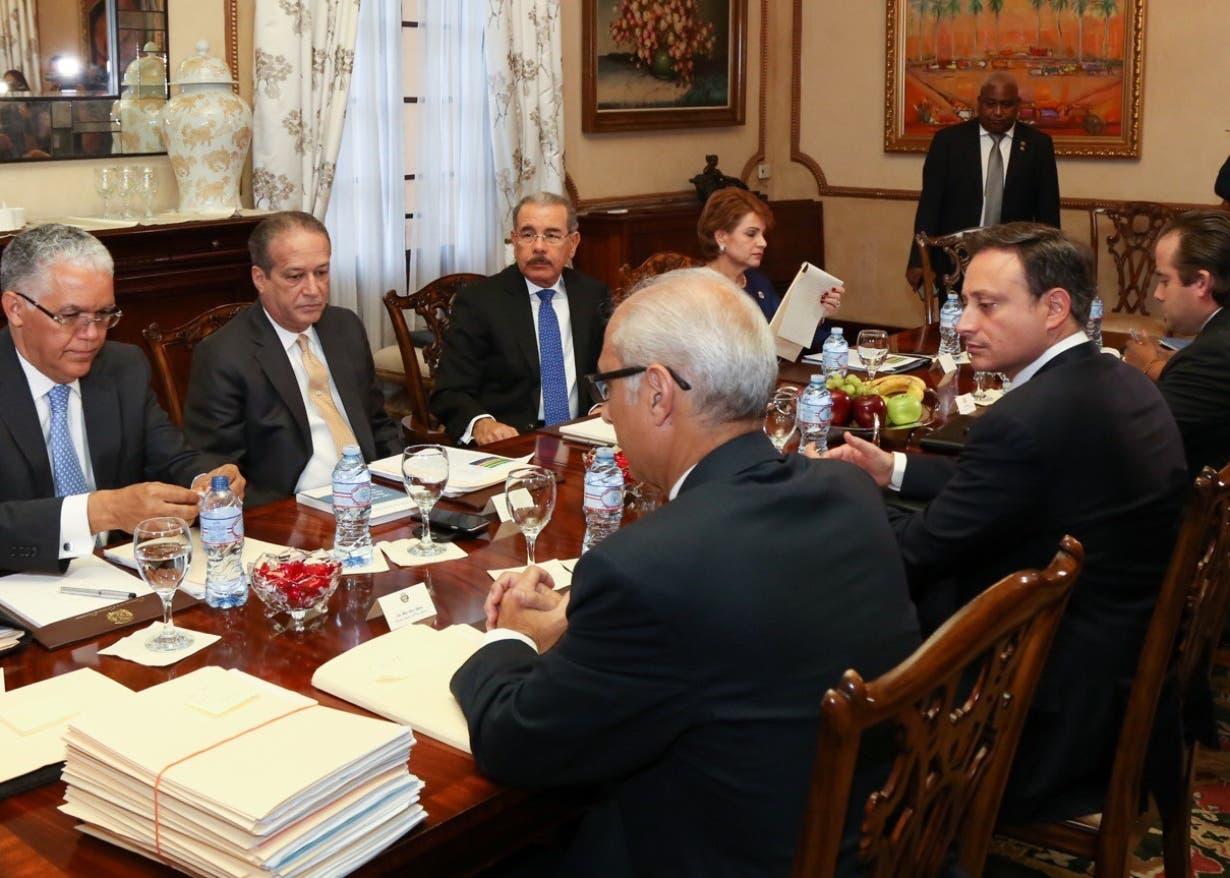 Miembros del Consejo de la Magistratura.
