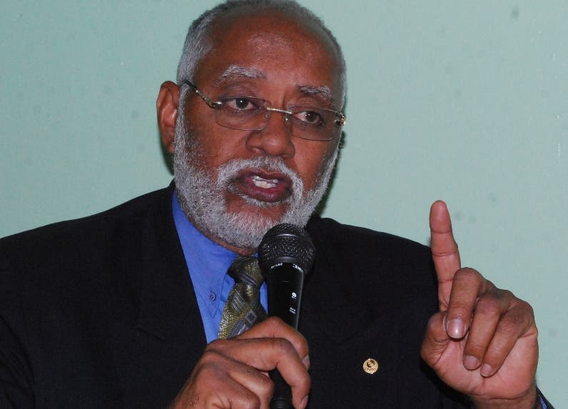 Wilson Roa,  presidente del Colegio Médico   .Archivo