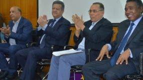 Danilo Medina y Leonel Fernández  medirán fuerzas para mantener el poder en el PLD.
