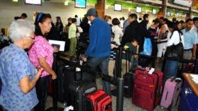 Con este aumento las líneas aéreas deberán cargar 102.70 dólares por impuestos.