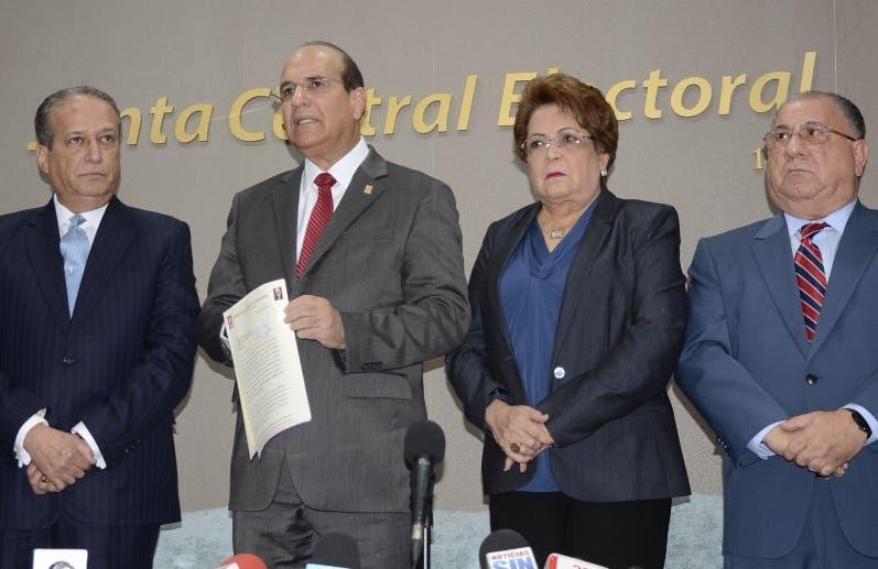 Junta garantiza no habrá doble votación