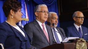Danilo Medina encabezó segunda reunión del CNM. fuente externa.