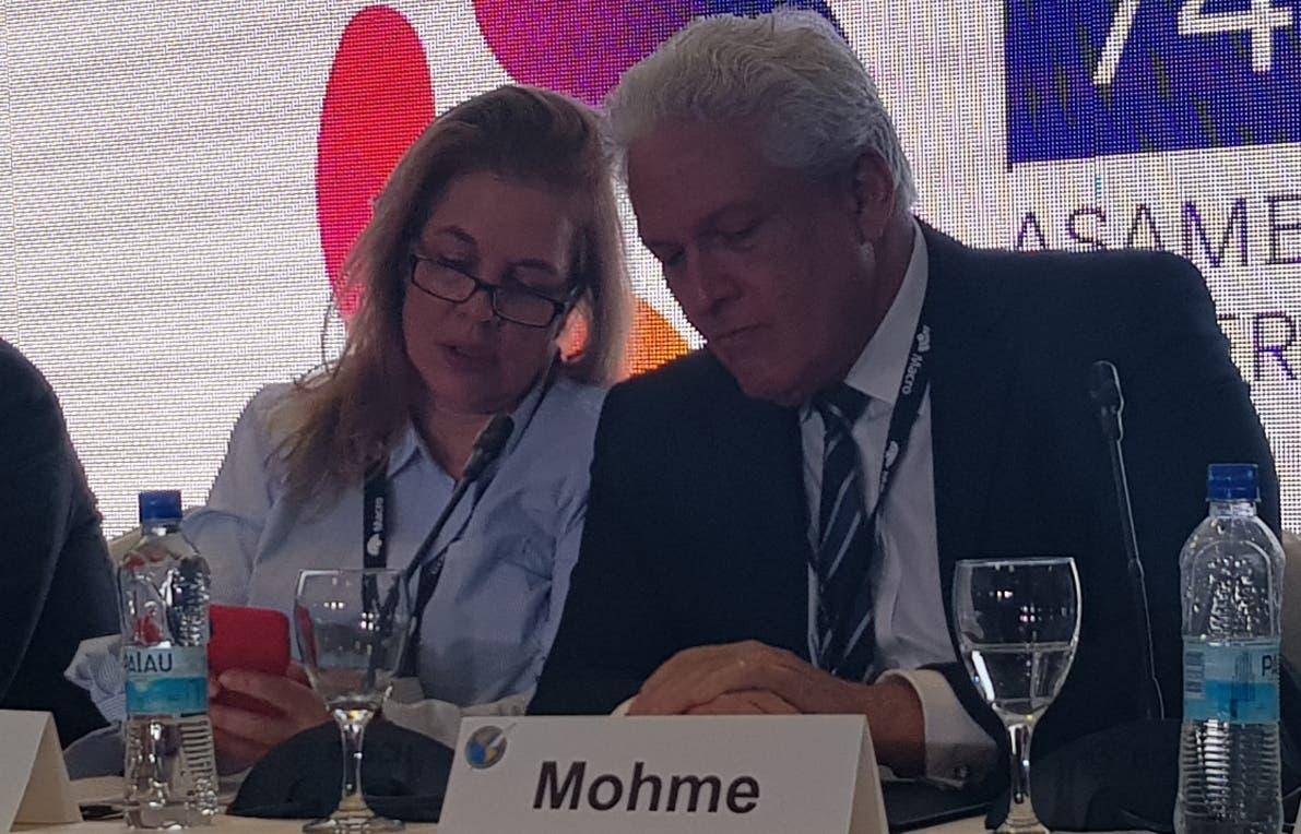 María Elvira Domínguez, nueva presidenta de la SIP