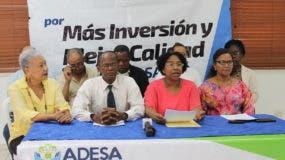 ADESA considera que la muerte de más de tres mil recién nacidos debería ser motivo para declarar en estado de emergencia la salud pública y volcar hacia este sector todos los recursos que sean necesarios.