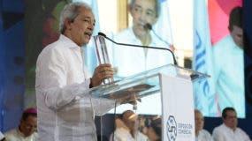 Luis Concepción, vicepresidente de Comunicaciones y Asuntos Públicos de Casa Brugal.
