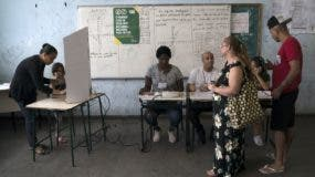Los brasileños van a las urnas este domingo. AP