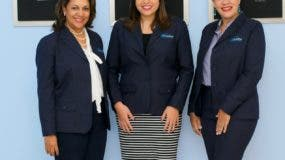 Daisis Yamil Rodriguez, Laura Abreu y Janet Elizabeth Rodriguez.