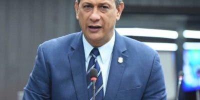 Diputado Robinson Díaz (PRM-Santiago).