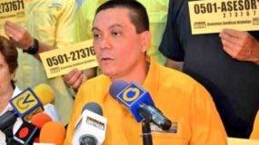 Fernando Albán Salazar se habría suicidado.