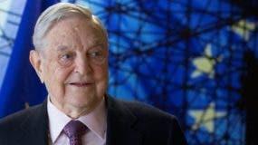 George Soros nació en Hungría y sobrevivió a la ocupación nazi.