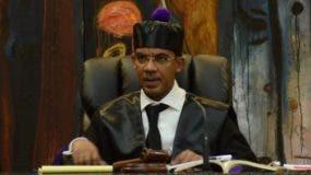 Juez Francisco Ortega Foto: Periódico Hoy