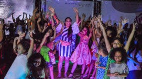 """El propósito del desfile """"Baní Alta costura  y tendencias 2018"""" no es solo presentar la tendencias de la moda sino también el desarrollo de las niñas a muy temprana edad en el mundo de las las pasarelas."""