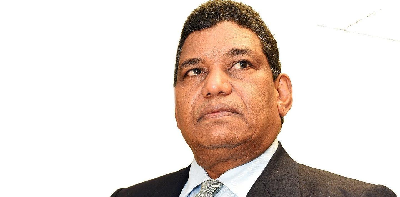 Luis García, directivo  del CDP.
